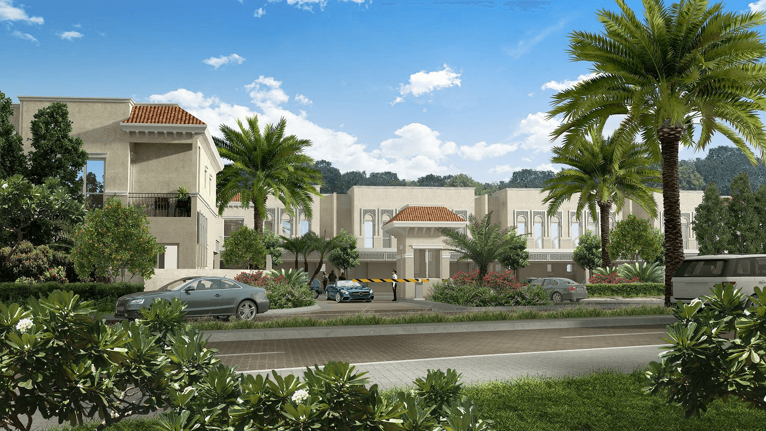 Al  Andalus Townhouses